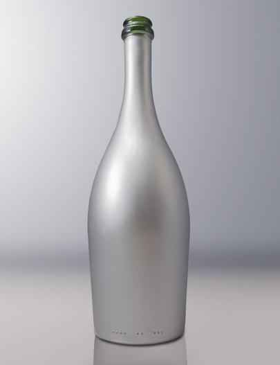 Verniciatura-bottiglia-vetro-verniciata